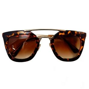 Women's Tortoise Classic Cat Eye Designer Fashion